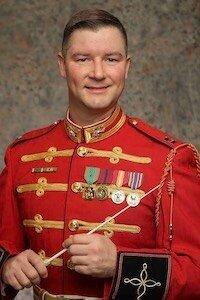 Major James D. Foley, USMC